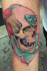 third eye skull tattoo meaning 3rd eye tattoo tattoo collections