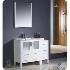 41 to 45 inch bathroom vanities you u0027ll love wayfair