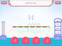 add fractions sums greater than 1 worksheets 4th grade math
