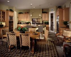 Kitchen Open To Dining Room by 126 Custom Luxury Dining Room Interior Designs