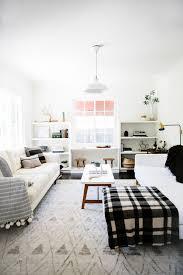 Black And White Home Interior 15 Beautiful Black And White Rooms U2013 Design Sponge