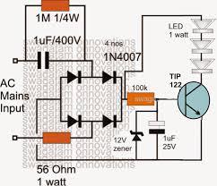 3 watt led driver circuit diagram u2013 readingrat net