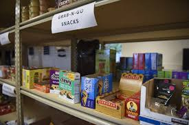 pantryk che clark college penguin pantry helps students in need the columbian