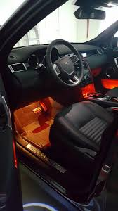 land rover discovery sport interior 2017 ambient lighting land rover discovery sport forum