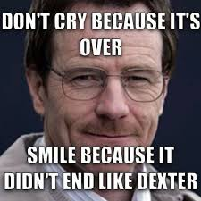Walt Jr Memes - dexter brba memes pinterest dexter breaking bad and dexter memes