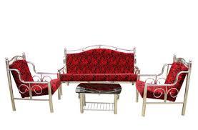 Stainless Steel Sofa Set Sofa And Bed Dist Gautam Budh Nagar - Steel sofa designs