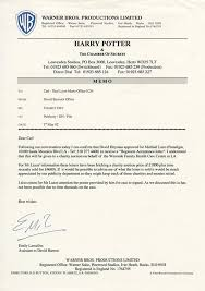 Authority Letter For Legal Representation by D Radcliffe