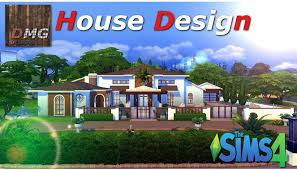 Spanish Villa House Plans The Sims 4 The Berkley Fair Sims 4 Home Design Home Design Ideas