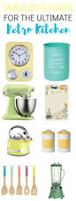 best 25 retro kitchen accessories ideas on pinterest vintage