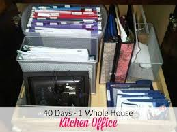 kitchen office organization ideas 159 best home office organization images on paper