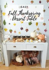 easy thanksgiving desserts easy fall thanksgiving dessert table buffet