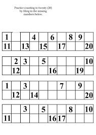 number tracing worksheets for kindergarten 1 10 ten 6 worksheet