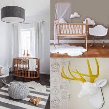 chambre bebe blanc une chambre bébé blanche design et classique à la fois idées