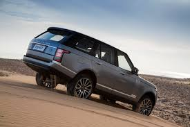 land rover range rover off road can new range rover do off road