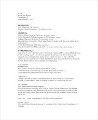 Corporate Paralegal Resume Sample Paralegal Resume Template 7 Free Word Pdf Documents Download
