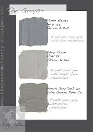 Cool Gray Paint Colors 636 Best Gray Wall Color Images On Pinterest Living Spaces Gray