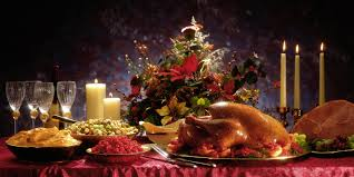 thanksgiving table turkey otb journal of politics and