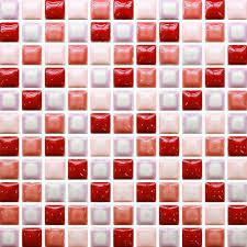 Red Tile Backsplash Kitchen Mosaic Fashion Picture More Detailed Picture About Tiles Mosaics
