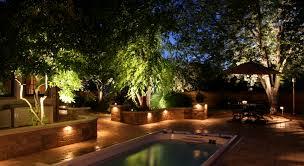 led light design captivating kichler led landscape lighting with