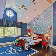 Child Bedroom Furniture by Cartoon Aircraft Football Designer Curtains For Kids Room Living