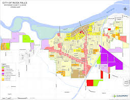 County Map Of Illinois Planning And Development Rock Falls Il