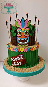 top 25 best hawaiian party cake ideas on pinterest hawaiian