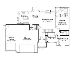 rambler floor plans with basement home decorating interior