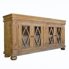 Reclaimed Wood Buffet Table by Sawyer Reclaimed Wood Buffet
