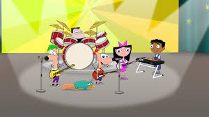 Phineas And Ferb Backyard Beach Game Summer All Over The World Phineas And Ferb Wiki Fandom Powered