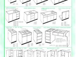 Standard Size Of Kitchen Cabinets Standard Cabinet Depth Large Size Of Vs Kitchen Cabinets