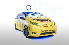Toyota Sienna 2015 Release Date 2015 Toyota Sienna Spongebob Photo Gallery Autoblog