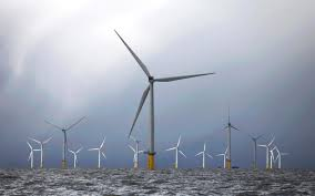 macquarie takes a 1 6bn stake in race bank offshore wind farm