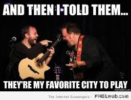Musical Meme - rock music funnies a collection with an attitude pmslweb
