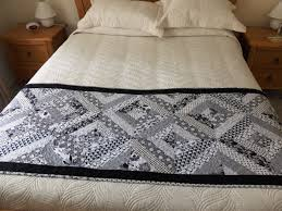 Bedroom Furniture Runners Best 25 Bed Runner Ideas On Pinterest Patchwork Table Runner