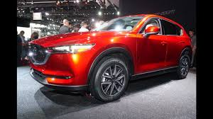 mazda car ratings 2017 mazda cx 5 preview youtube