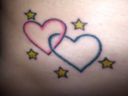 22 best heart and love tattoo designs images on pinterest black