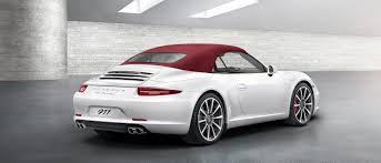 porsche carrera 2015 2015 porsche 911 carrera s cabriolet model info porsche orland park