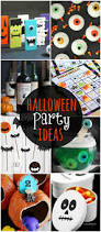 halloween cups and plates halloween party ideas