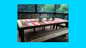 Teak Outdoor Furniture Atlanta by Reclaimed Teak Alpharetta Atlanta Teak Furniture Youtube