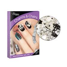cinapro professional nail art kit charms u0026 chains cuccio cina