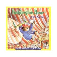 paddington bear circus revised hardcover michael bond