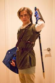 link halloween cosplay halloween link legend of zelda cole sprouse the legend of