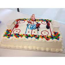 44 best cake images on pinterest hockey cakes hockey party and