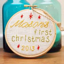 personalized christmas ornaments baby best 25 baby christmas ornament ideas on