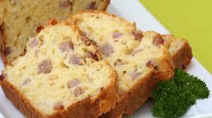 recette de cuisine cake recette le cake au jambon et au gruyère apéritif cuisine vins