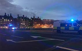second man in two days falls from westminster bridge u0027 following