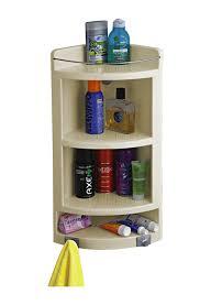 cipla plast extra large corner cabinet ivory free 14 pcs