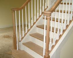 Banister On Stairs Stairs U0026 Railings Morse Lumber