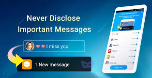 android secrets notification guard android app lets you mask messages so that