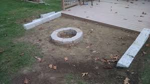 how not to build a fire pit
